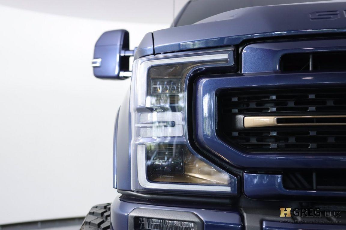 2020 Ford Super Duty F 350 SRW LARIAT #4