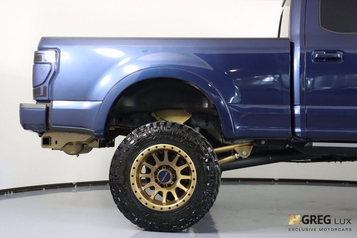 2020 Ford Super Duty F 350 SRW LARIAT #17