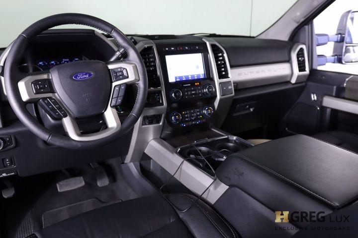 2020 Ford Super Duty F 350 SRW LARIAT #1