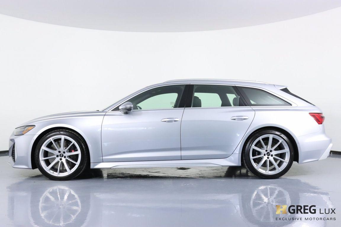 2021 Audi RS 6 Avant 4.2 #25