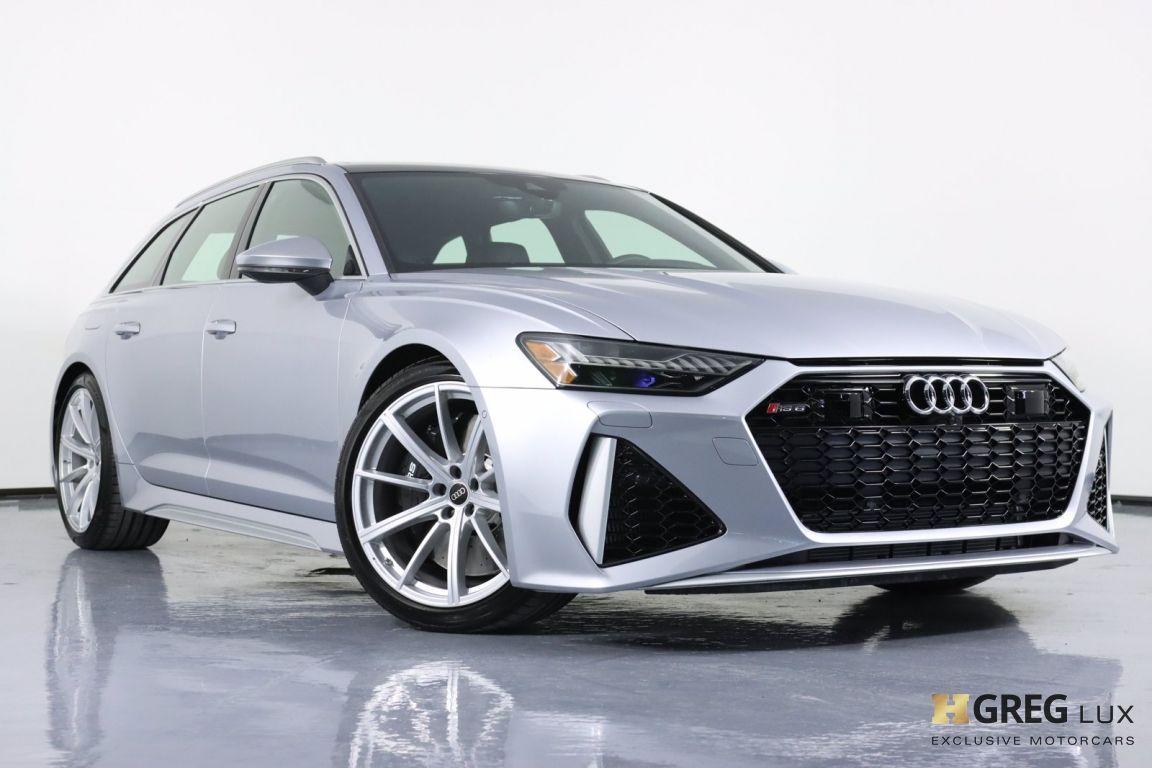 2021 Audi RS 6 Avant 4.2 #33