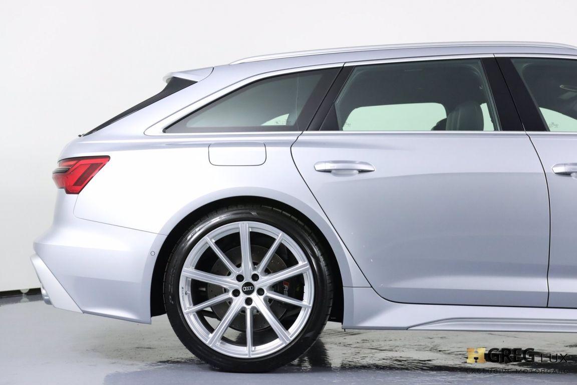 2021 Audi RS 6 Avant 4.2 #15