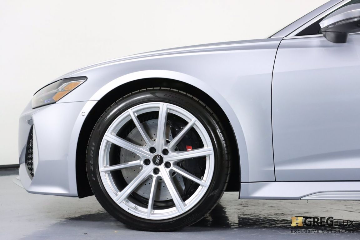 2021 Audi RS 6 Avant 4.2 #26