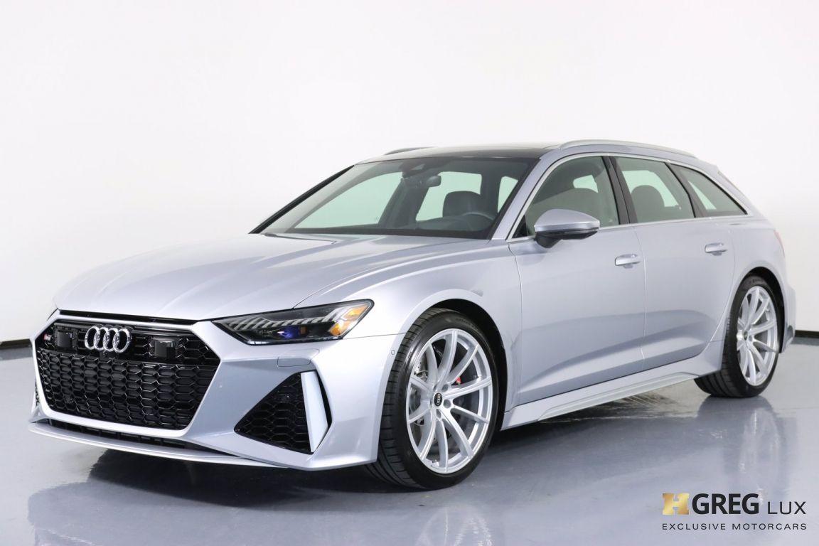 2021 Audi RS 6 Avant 4.2 #32