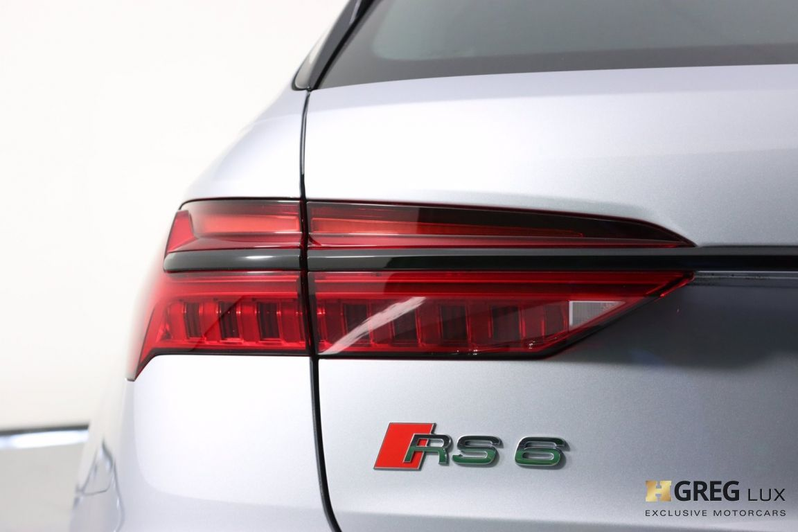 2021 Audi RS 6 Avant 4.2 #20