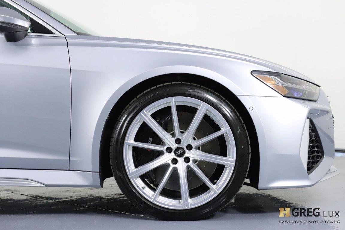 2021 Audi RS 6 Avant 4.2 #12