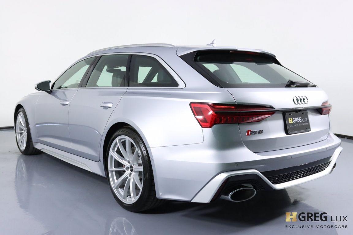2021 Audi RS 6 Avant 4.2 #24