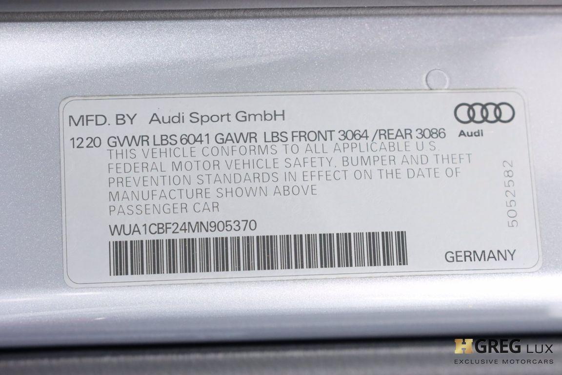 2021 Audi RS 6 Avant 4.2 #73
