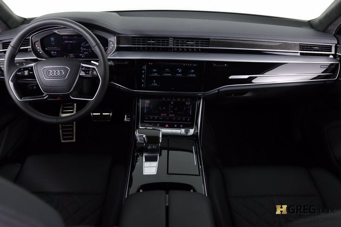 2020 Audi S8 4.0T #34
