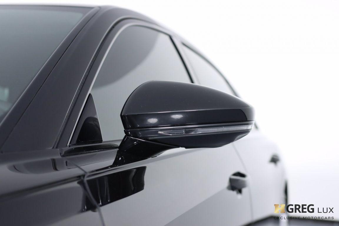 2020 Audi S8 4.0T #9
