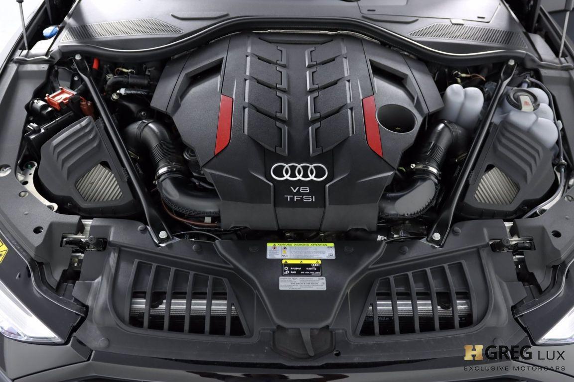 2020 Audi S8 4.0T #71