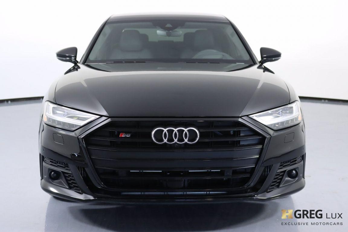 2020 Audi S8 4.0T #3