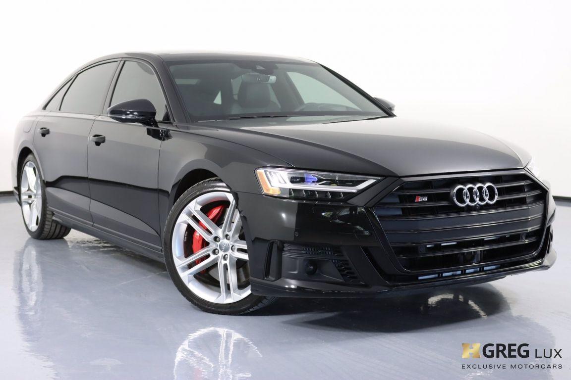 2020 Audi S8 4.0T #0