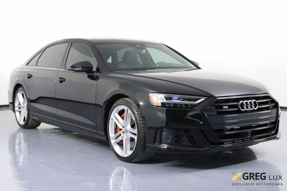 2020 Audi S8 4.0T #10