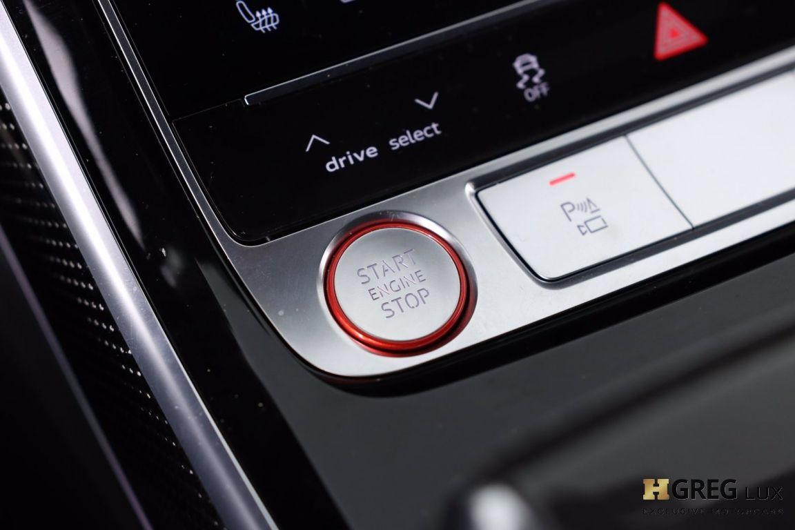 2020 Audi S8 4.0T #58