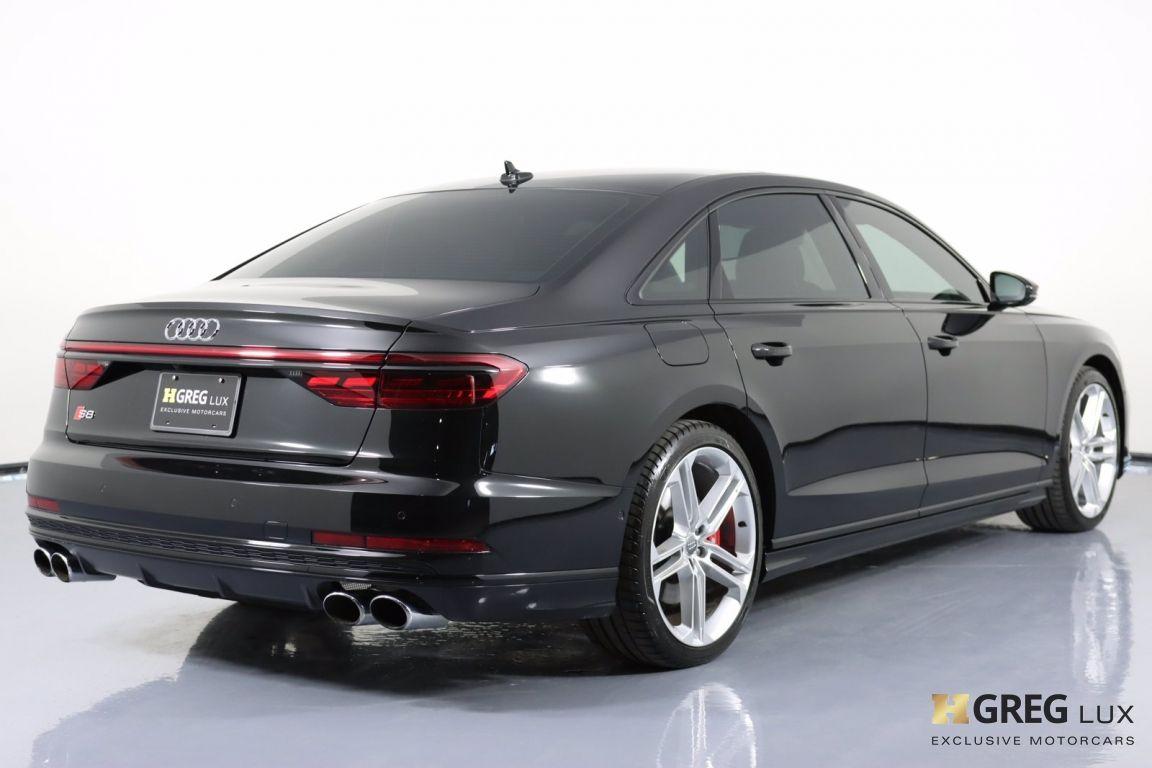 2020 Audi S8 4.0T #18