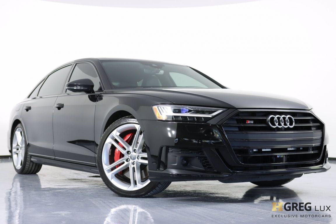 2020 Audi S8 4.0T #33
