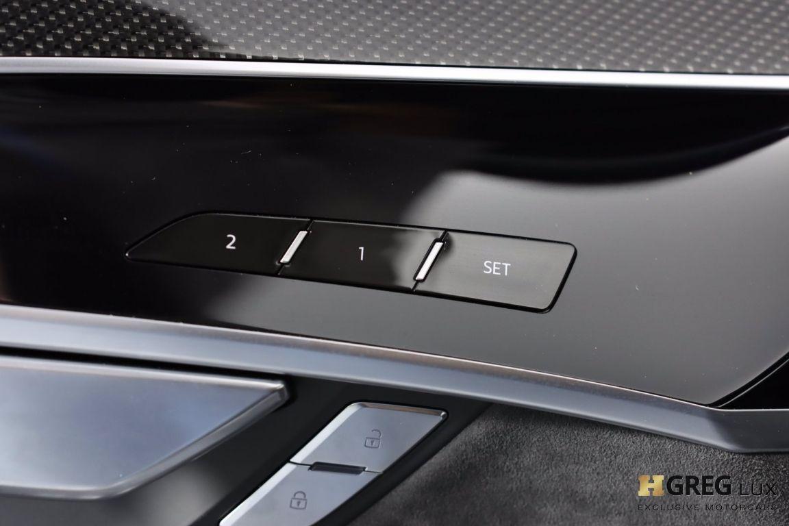 2020 Audi S8 4.0T #46
