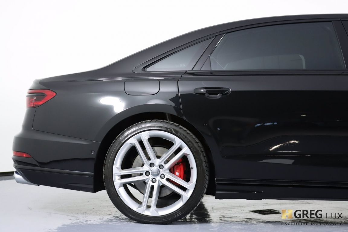 2020 Audi S8 4.0T #15