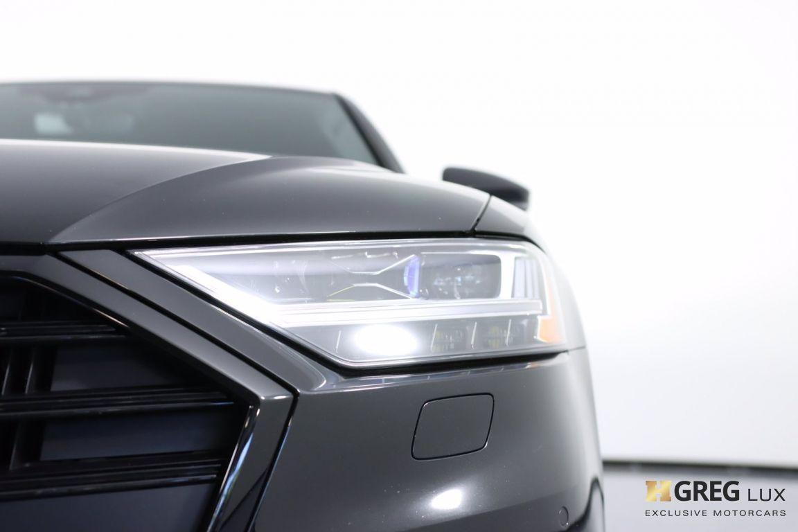 2020 Audi S8 4.0T #5