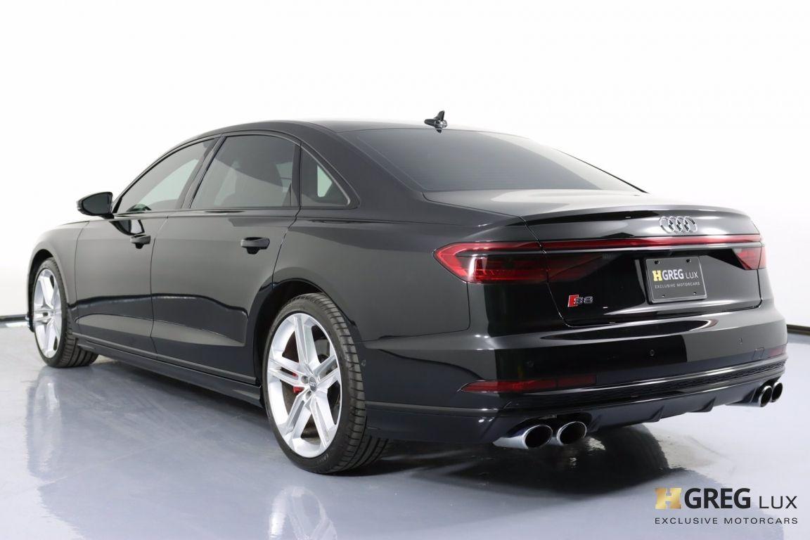 2020 Audi S8 4.0T #24