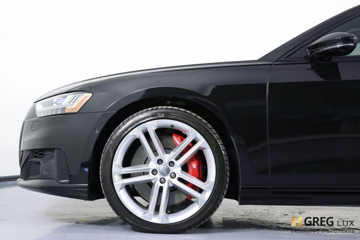 2020 Audi S8 4.0T #26