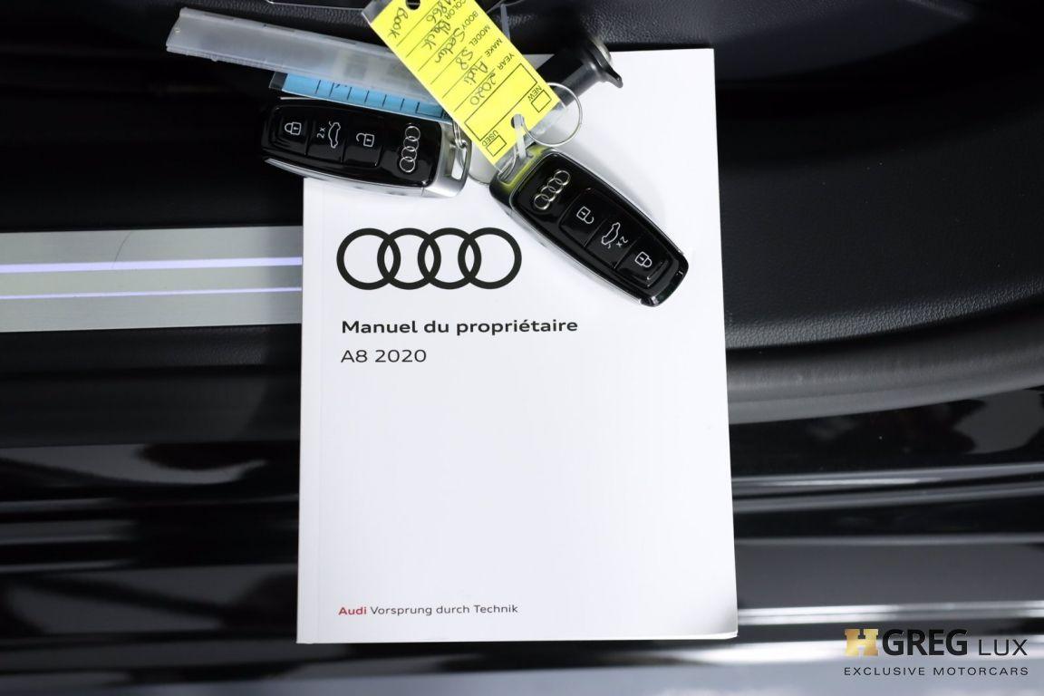 2020 Audi S8 4.0T #69