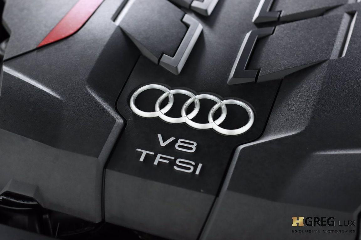 2020 Audi S8 4.0T #72