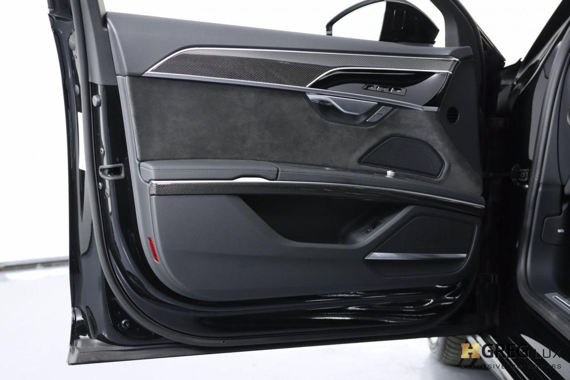 2020 Audi S8 4.0T #44