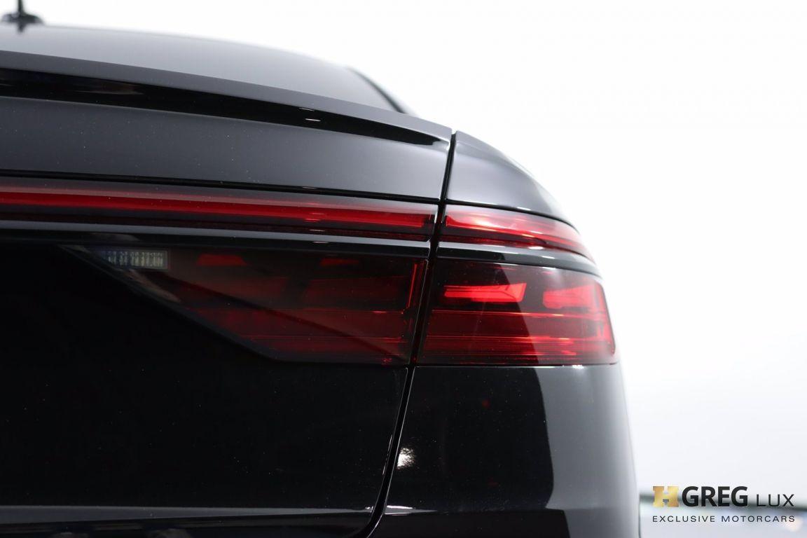 2020 Audi S8 4.0T #21