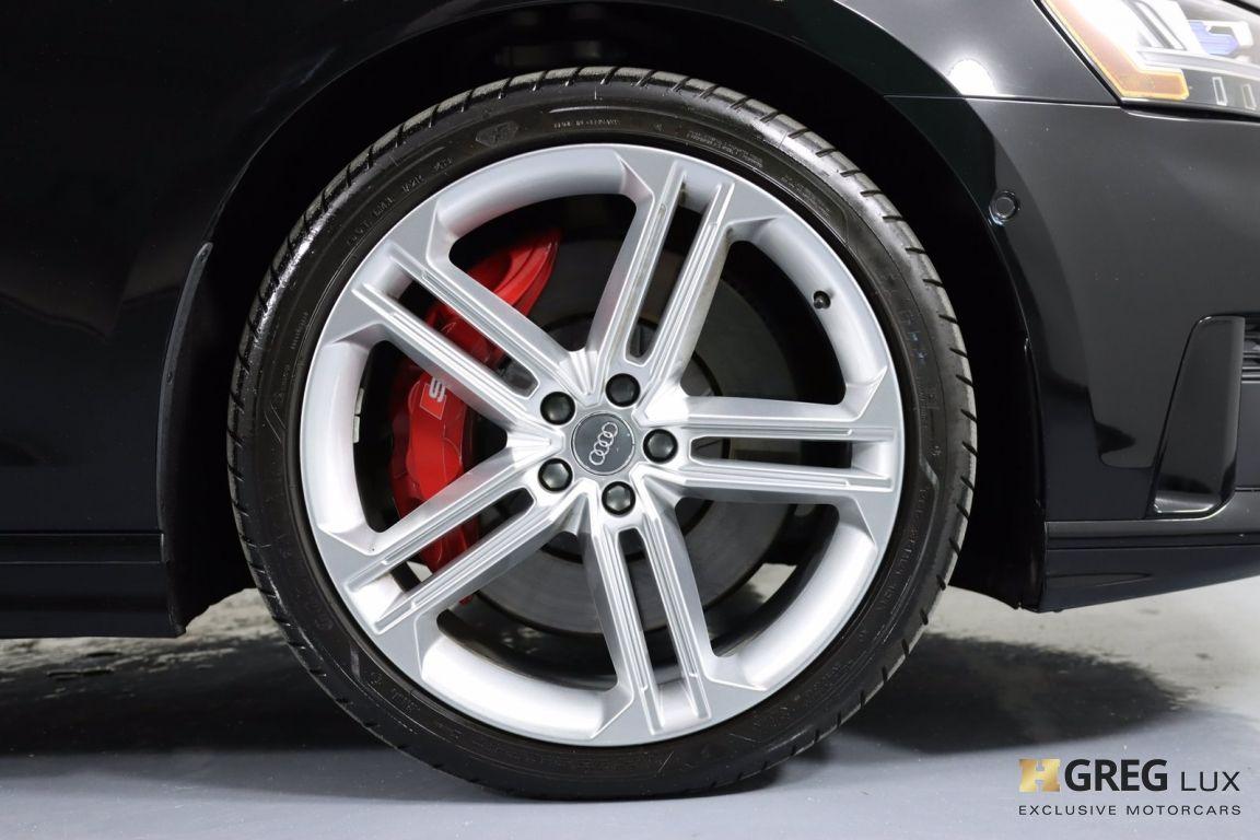 2020 Audi S8 4.0T #13