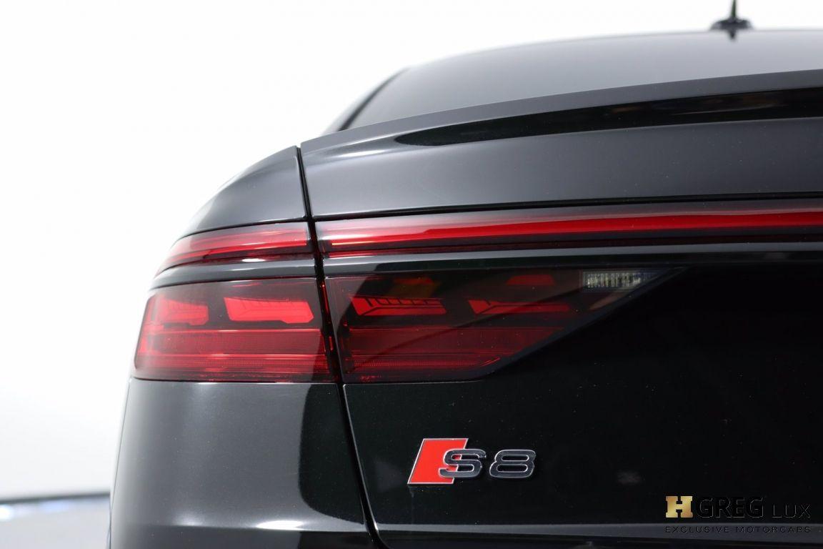 2020 Audi S8 4.0T #20