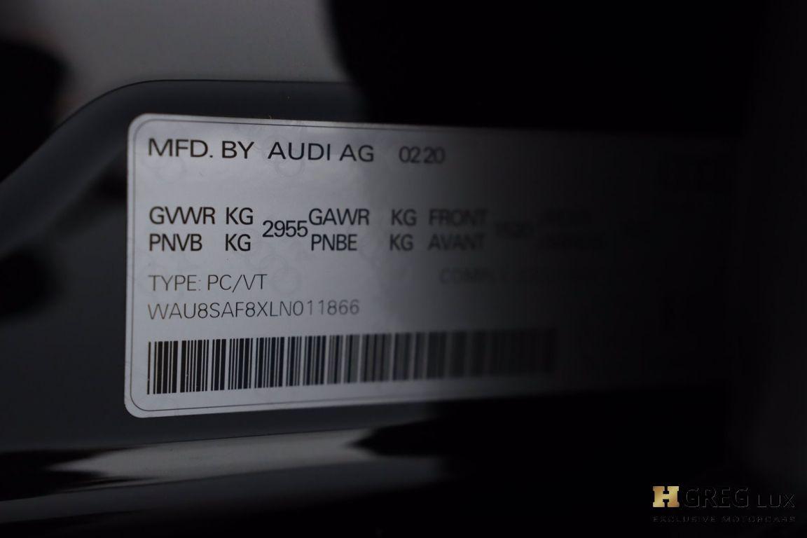 2020 Audi S8 4.0T #74