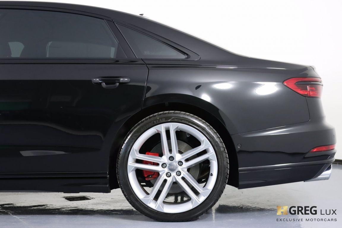 2020 Audi S8 4.0T #29