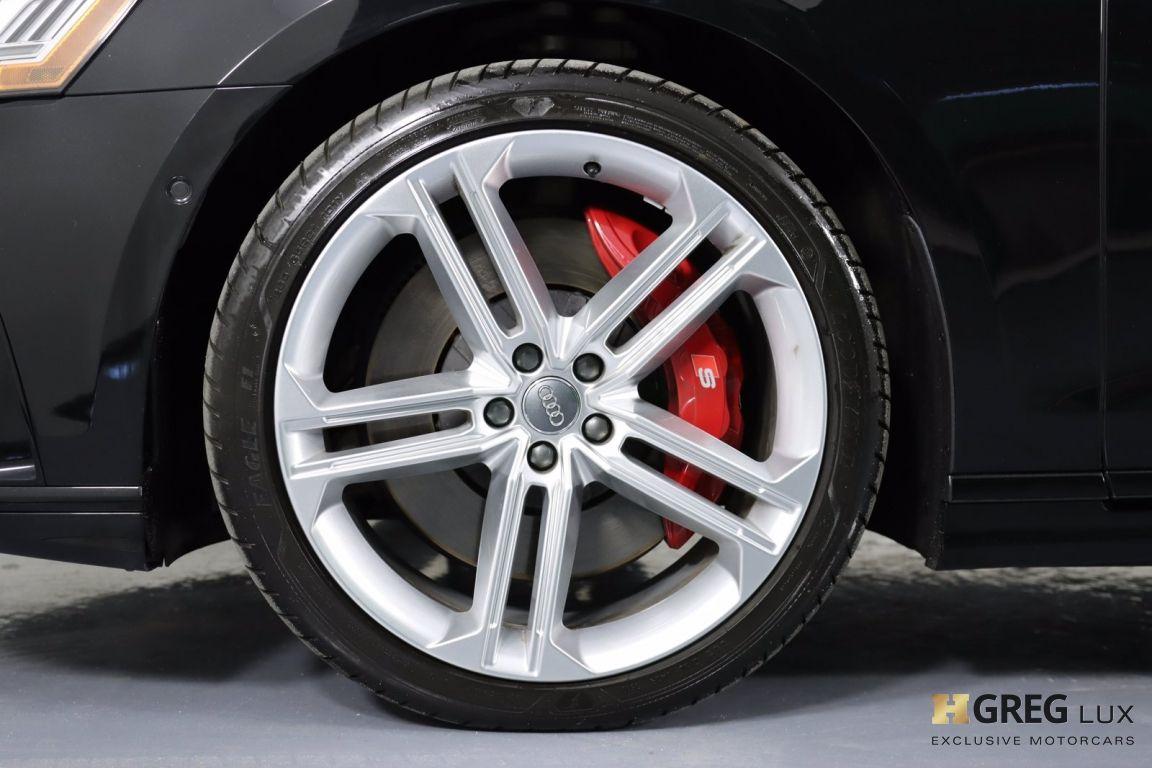 2020 Audi S8 4.0T #27