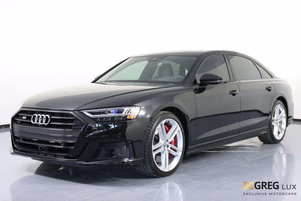 2020 Audi S8 4.0T #32