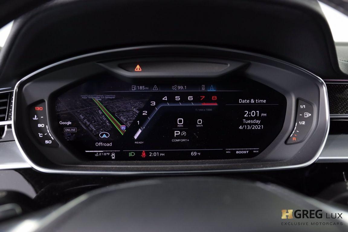 2020 Audi S8 4.0T #64