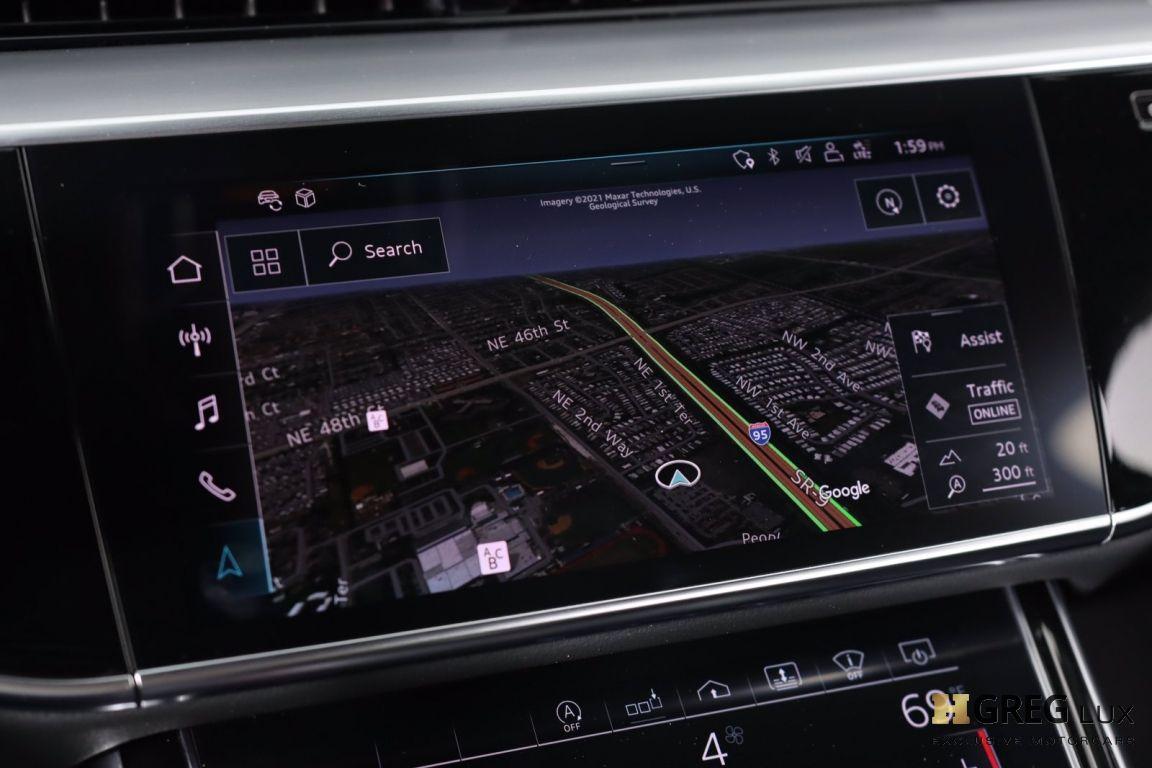 2020 Audi S8 4.0T #50