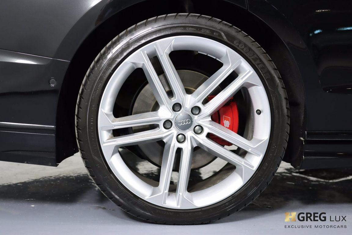 2020 Audi S8 4.0T #16
