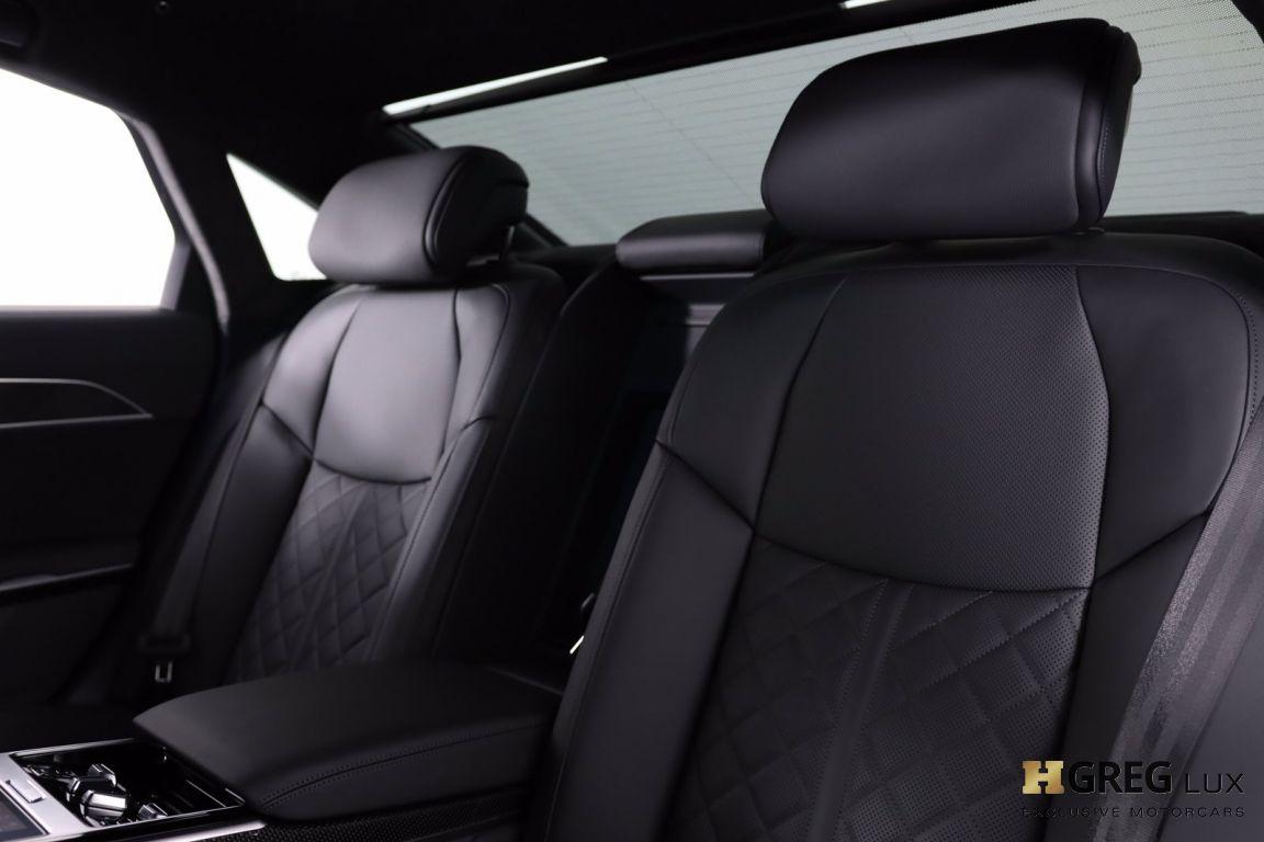 2020 Audi S8 4.0T #37