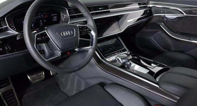 2020 Audi S8 4.0T #1