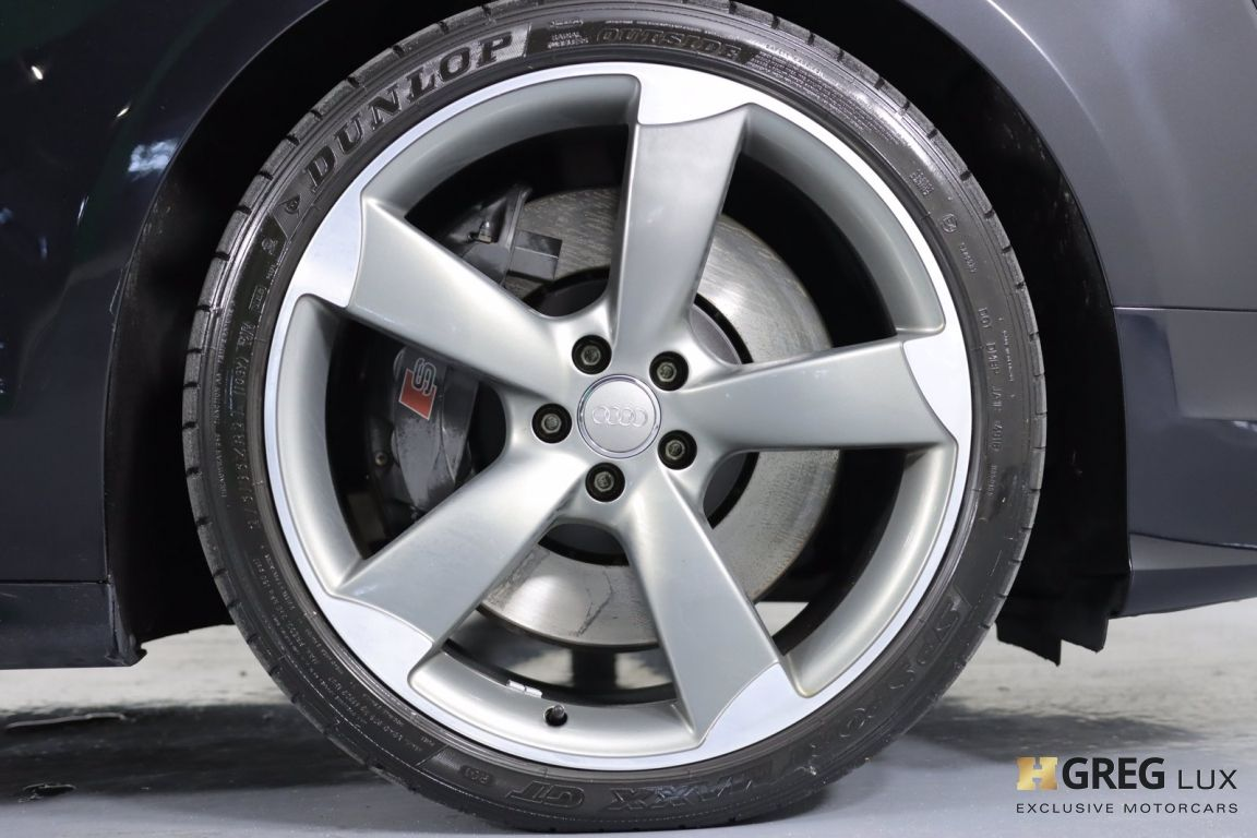 2013 Audi S8 4.0T #12