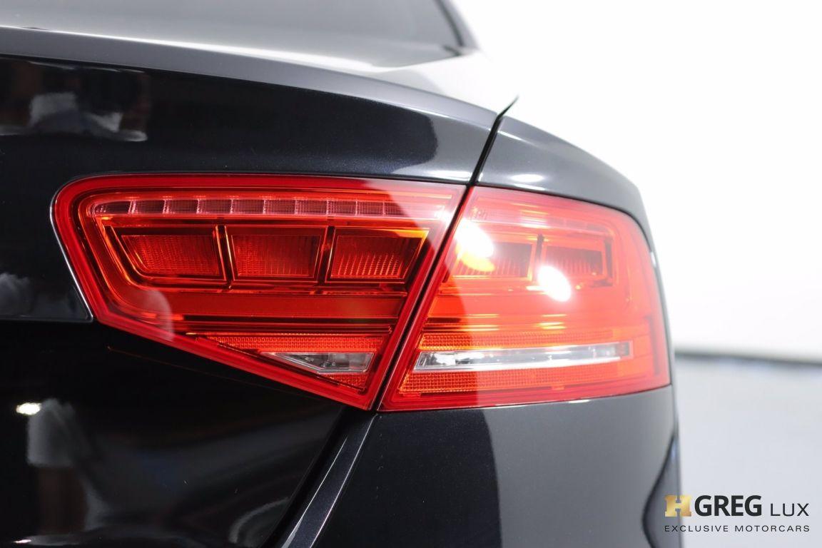 2013 Audi S8 4.0T #18