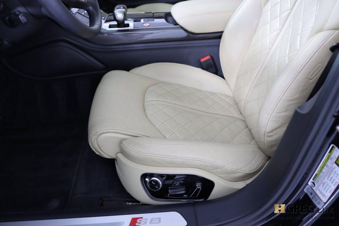2013 Audi S8 4.0T #29