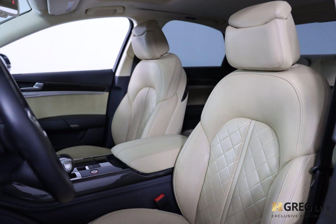 2013 Audi S8 4.0T #2