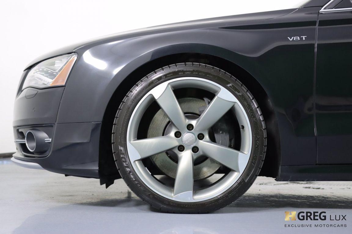 2013 Audi S8 4.0T #22