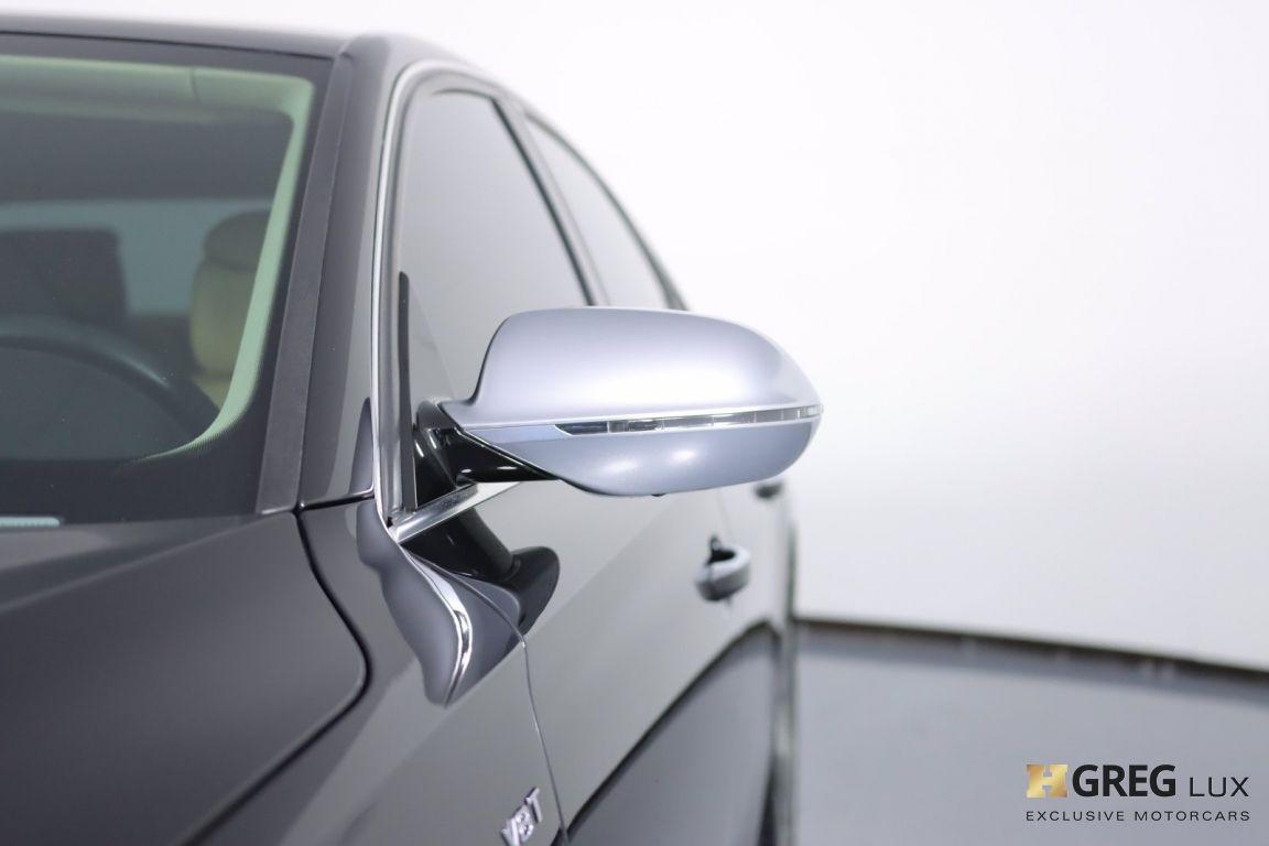 2013 Audi S8 4.0T #8