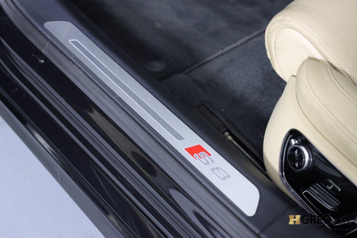 2013 Audi S8 4.0T #40