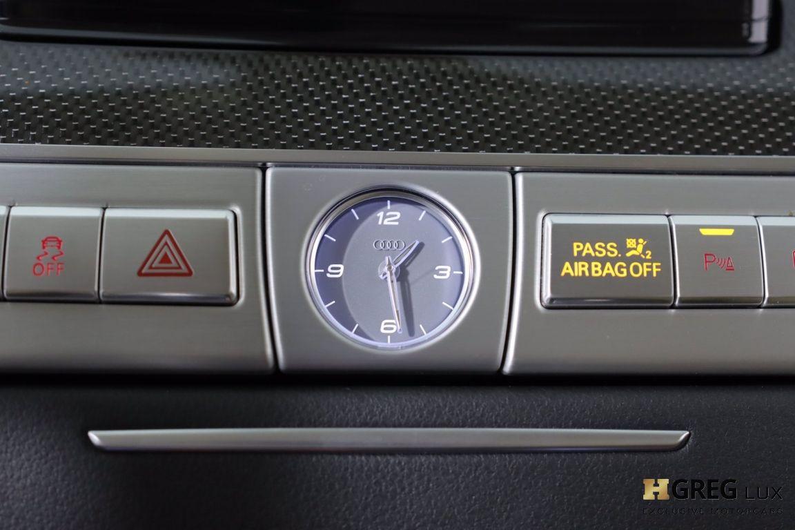 2013 Audi S8 4.0T #44