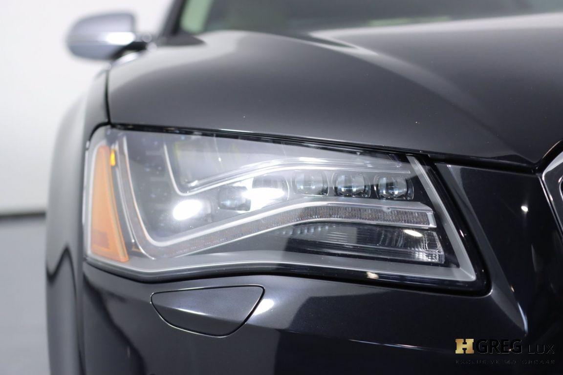 2013 Audi S8 4.0T #4
